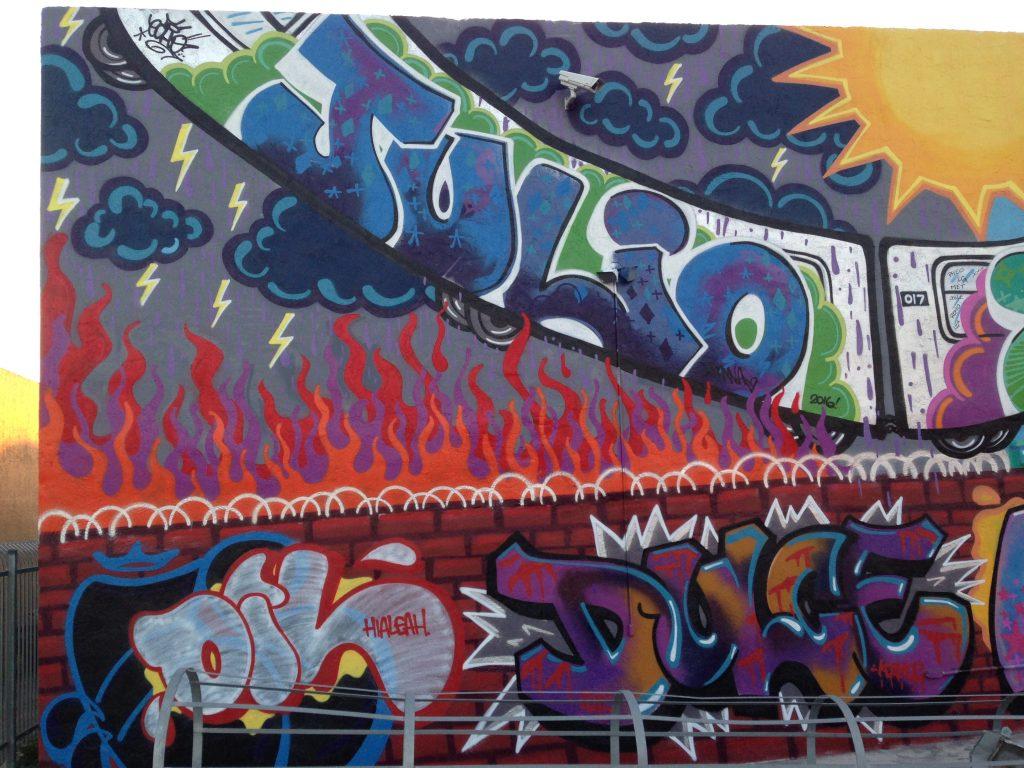 Heaven Graffiti